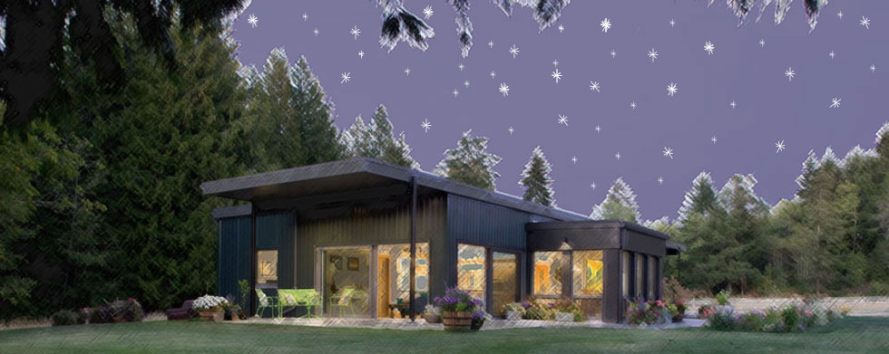How Do You Get An Artisans Group Passive House Prefab Home?