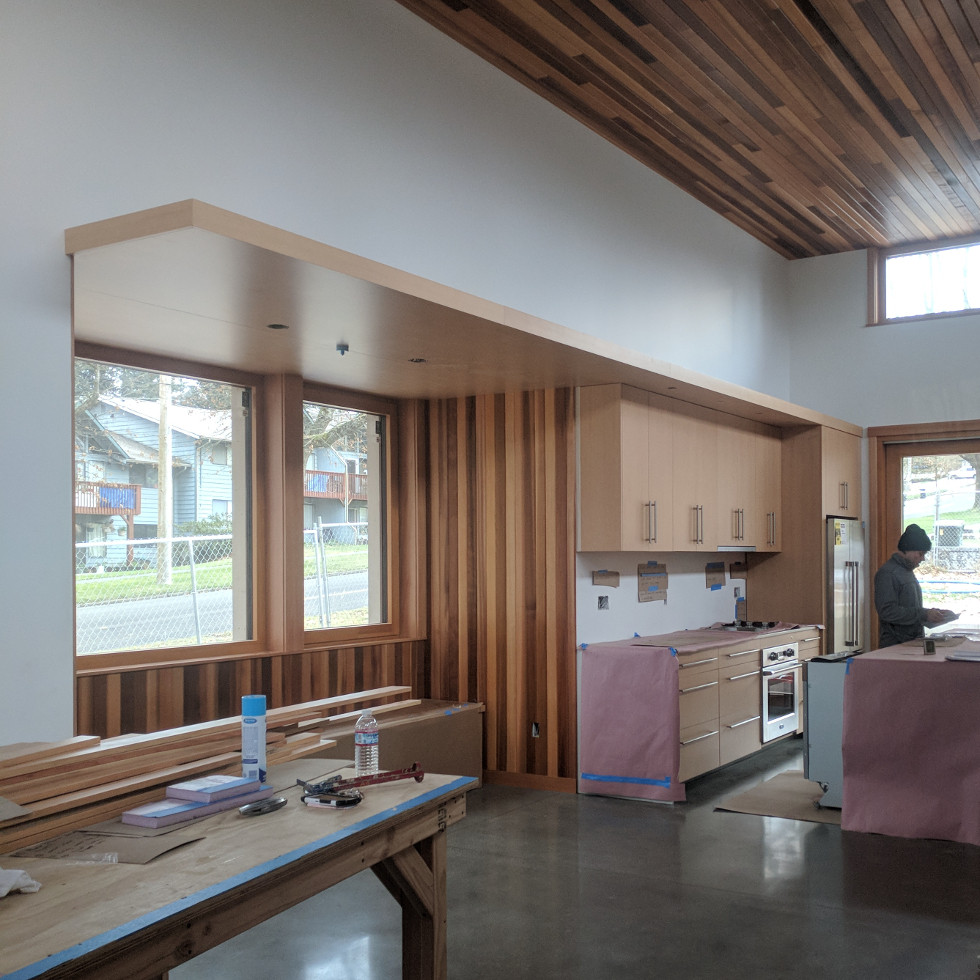 urban Pacific Northwest Passive House