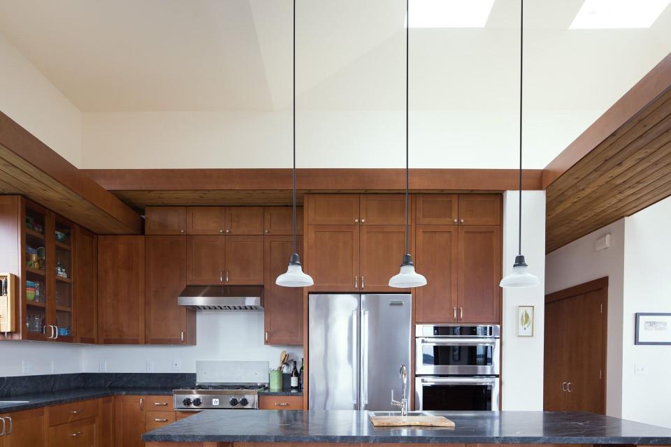 Custom Kitchen Passive House