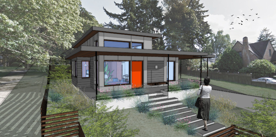 Madison Passive House - Olympia Green Tour - South Sound Green Tour
