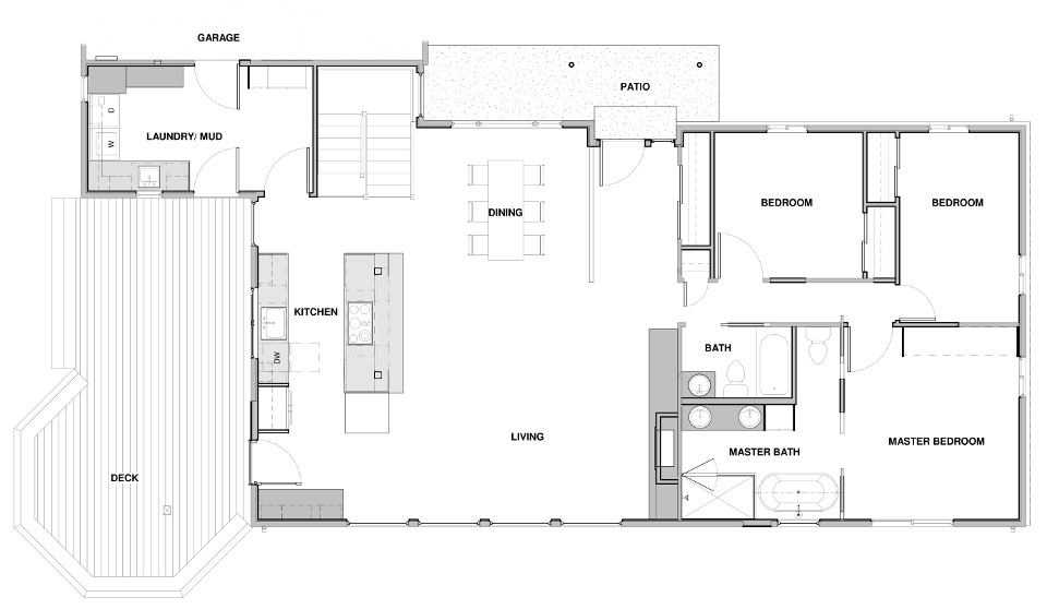Tour of Homes floor plan