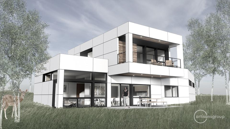 Passive House Prefab Home