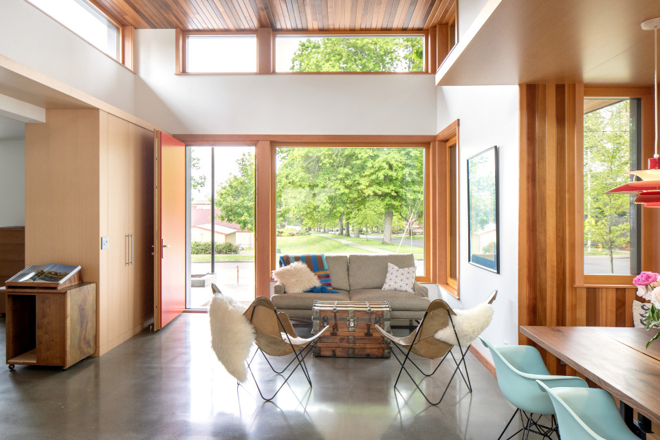 2019 Tour of Homes - Madison Passive House